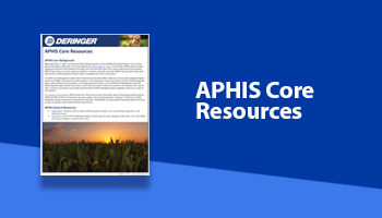 APHIS Core Resources Guide